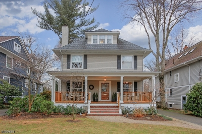 WestField Single Family Home For Sale: 173 Harrison Ave