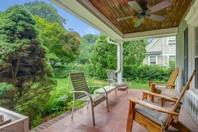 Morristown Town Single Family Home For Sale: 122 Washington Ave