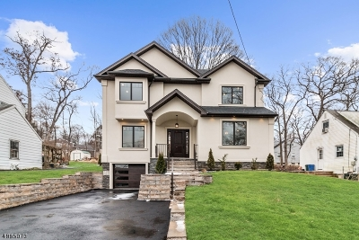 Livingston Single Family Home For Sale: 10 Sycamore Ave
