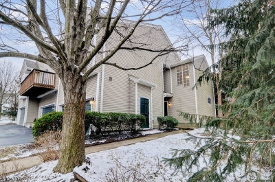 Bedminster Twp. Condo/Townhouse For Sale: 7 Heatherwood Ln