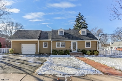 Madison Single Family Home For Sale: 14 Sayre Ct