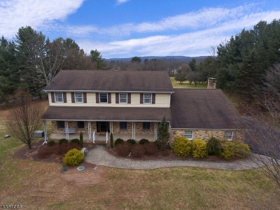 Holland Twp. Single Family Home For Sale: 30 Miller Park Rd