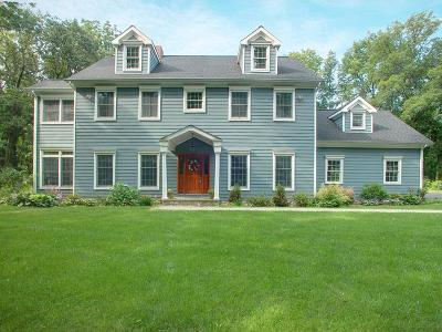 Bernards Twp. Single Family Home For Sale: 120 Mountain Rd