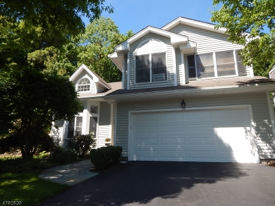 Bedminster Twp. Single Family Home For Sale: 26 Smoke Rise Ln