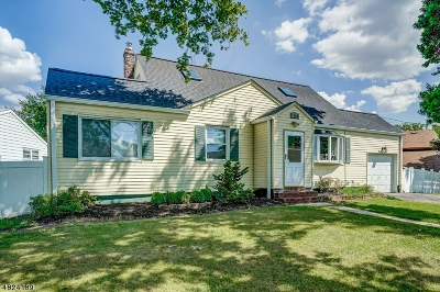 Linden City Single Family Home For Sale: 1308 Thelma Ter
