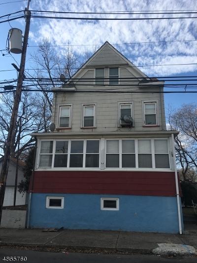 Hawthorne Boro NJ Multi Family Home For Sale: $254,900