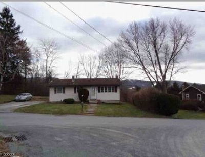 Vernon Twp. Single Family Home For Sale: 34 Lincoln Ave
