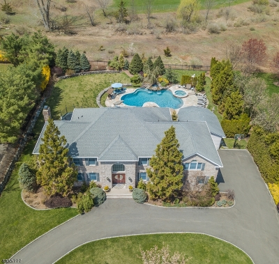Wyckoff Twp. Single Family Home For Sale: 527 Old Post Rd