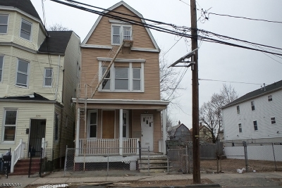 Multi Family Home Under Contract: 197 S 11th St