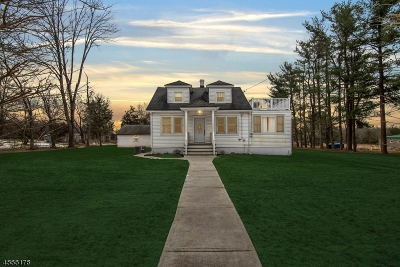 Readington Twp. Single Family Home For Sale: 512 Mountain Rd