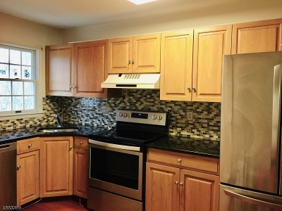 Bernards Twp. Condo/Townhouse For Sale: 370 Potomac Dr