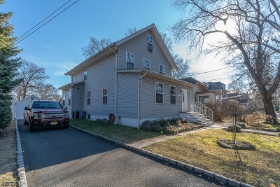 Roselle Park Boro Single Family Home For Sale: 613 Walnut St