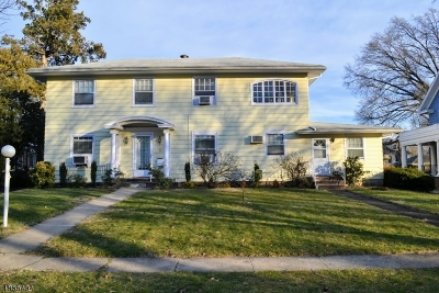 South Orange Village Twp. Single Family Home For Sale: 24 S Kingman Rd