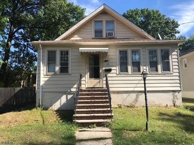 Union Twp. Single Family Home For Sale: 12 Burwell St