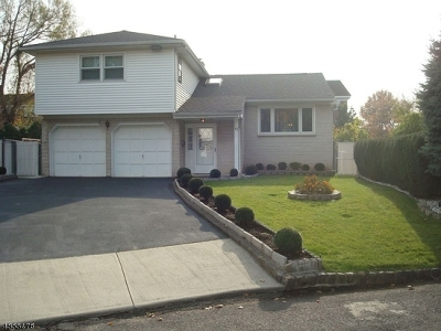 Union Twp. Single Family Home For Sale: 43 Reinhold Ter