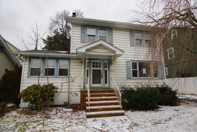 West Caldwell Twp. Single Family Home For Sale: 105 Ravine Ave