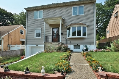 Passaic City Single Family Home For Sale: 11 Ackerson Pl