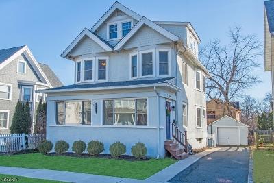 Chatham Boro Single Family Home For Sale: 28 N Hillside Ave
