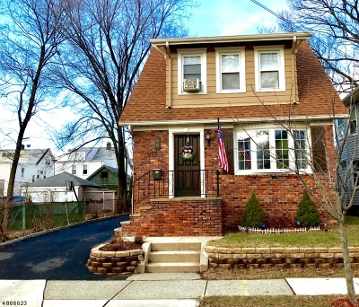 Belleville Twp. Single Family Home For Sale: 90 Division Ave