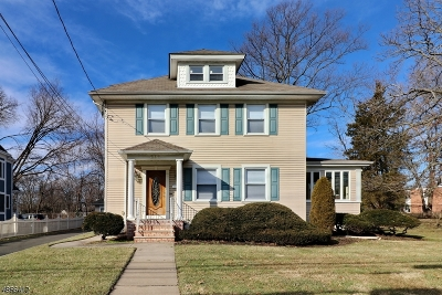 Cranford Twp. Rental For Rent: 306 Walnut Ave