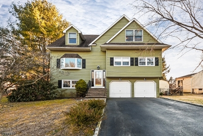 Mount Olive Twp. Single Family Home For Sale: 14 Chatham Rd