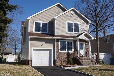 Clark Twp. Single Family Home For Sale: 9 Florence Dr