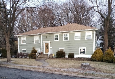 Union Twp. Single Family Home For Sale: 1215 Clifton Ter