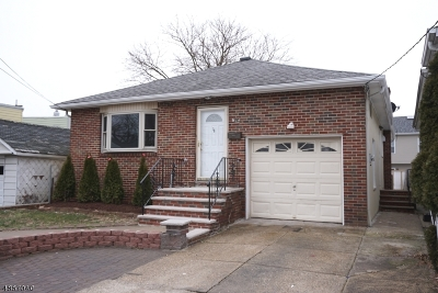 Linden City Single Family Home For Sale: 36 E 13th St