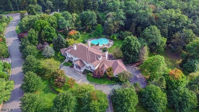 Florham Park Boro Single Family Home For Sale: 1 Pine Valley Way