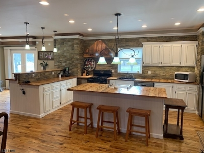 Holland Twp., Milford Boro Single Family Home For Sale: 277 Ellis Rd