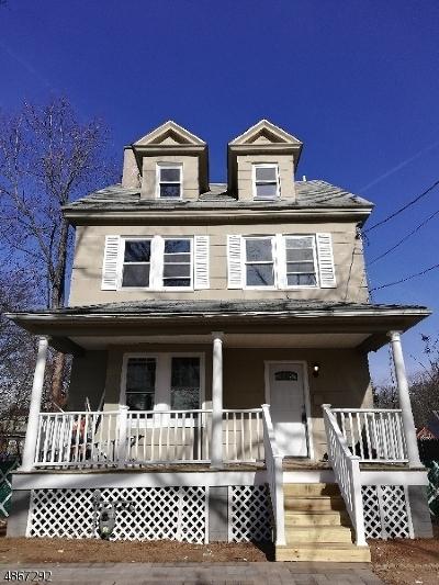 Scotch Plains Twp. Single Family Home For Sale: 515 Cicilia Pl