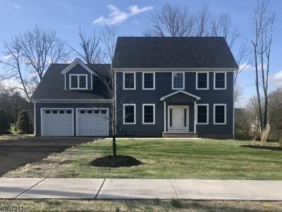 Raritan Twp. Single Family Home For Sale: 20 Ridge Road