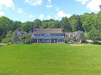 Tewksbury Twp. Single Family Home For Sale: 17 Water St
