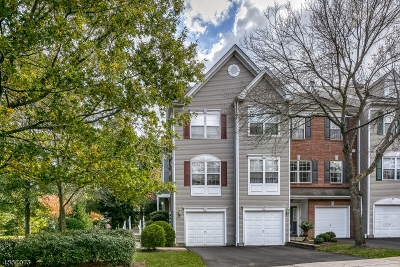 Bernards Twp. Condo/Townhouse For Sale: 101 Constitution Way