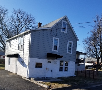 Manville Boro Single Family Home For Sale: 222 S 18th Ave