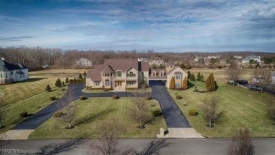 Millstone Twp. Single Family Home For Sale: 8 Joan Dr