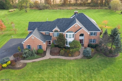 Readington Twp. Single Family Home For Sale: 10 Jacobus Ln