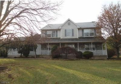 Franklin Twp. Single Family Home For Sale: 7 Hageman Rd
