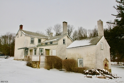 Holland Twp. Single Family Home For Sale: 321 Shire Rd.