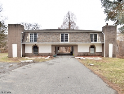 Vernon Twp. Single Family Home For Sale: 429 Route 515
