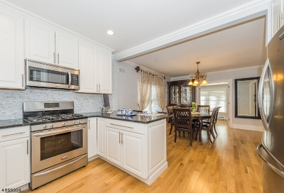 WestField Single Family Home For Sale: 1345 Central Ave
