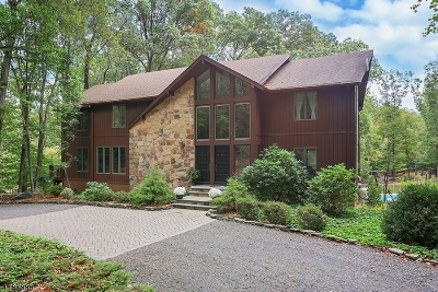 Tewksbury Twp. Single Family Home For Sale: 39 Parsonage Lot Road