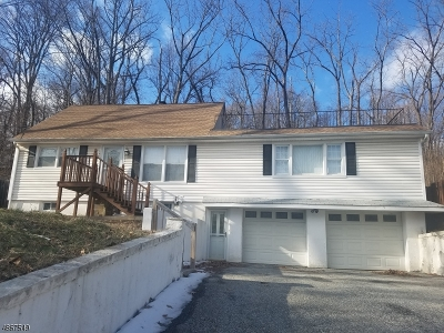 Vernon Twp. Single Family Home For Sale: 21 Old Coach Rd