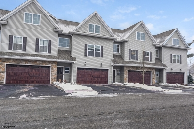 Denville Twp. Condo/Townhouse For Sale: 8 Clark St