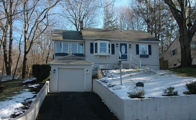 Sparta Twp. Single Family Home For Sale: 271 Springbrook Trl