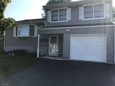 Mount Olive Twp. Single Family Home For Sale: 14 Brearly Crescent