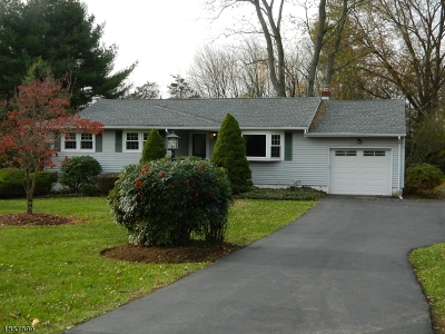 Readington Twp. Single Family Home Active Under Contract: 12 Park Ln