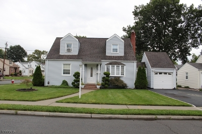 Union Twp. Single Family Home For Sale: 1103 Schneider Ave
