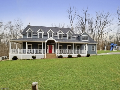 Kingwood Twp. Single Family Home For Sale: 88 Fairview Rd