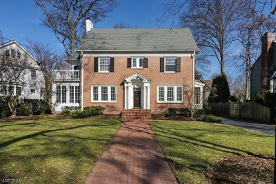 Westfield Town Single Family Home For Sale: 810 Highland Ave